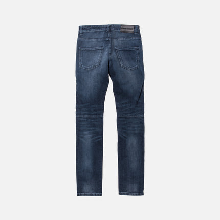 Pierre Balmain Biker Denim - Blue