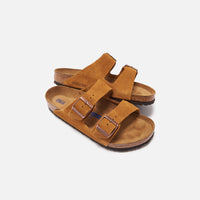 Birkenstock Arizona Soft Footbed Suede - Mink Thumbnail 1
