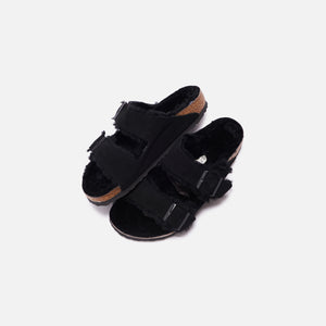 Birkenstock Arizona Shearling - Black