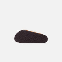 Birkenstock Arizona Shearling - Mink / Natural Thumbnail 3