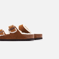 Birkenstock Arizona Shearling - Mink / Natural Thumbnail 5