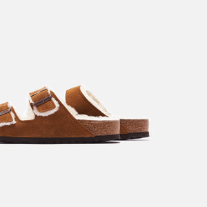 Birkenstock Arizona Shearling - Mink / Natural Image 5