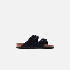Birkenstock Arizona Soft Footbed Suede - Black