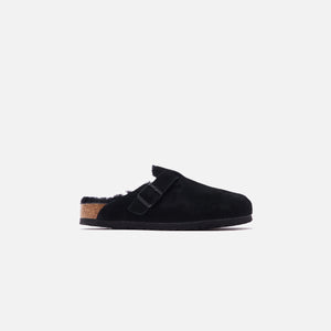 Birkenstock Boston Shearling - Black Image 1