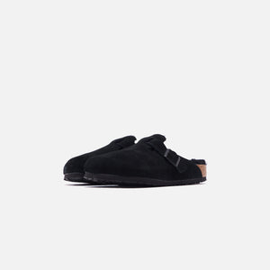 Birkenstock Boston Shearling - Black Image 3