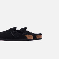 Birkenstock Boston Shearling - Black Thumbnail 1