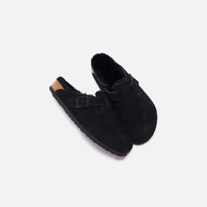 Birkenstock Boston Shearling - Black