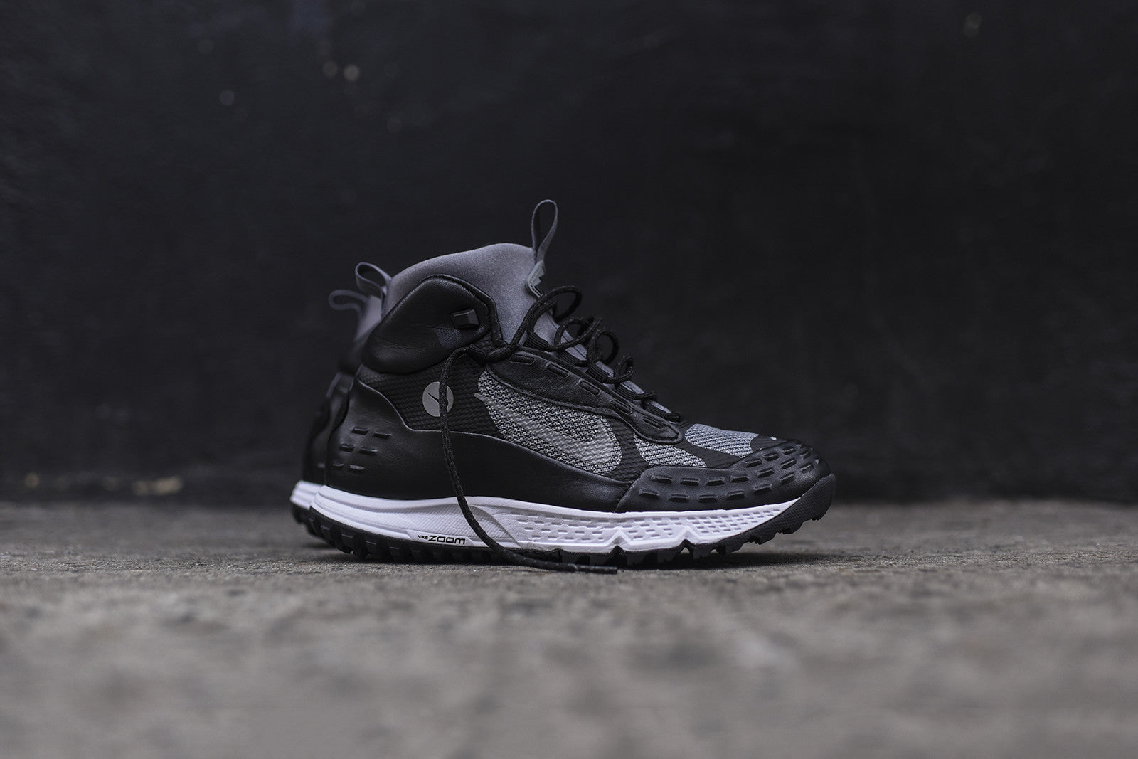 Nike Air Zoom Terra Sertig '16 - Black / Cool Grey