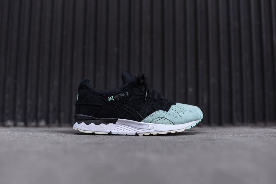 Asics Gel-Lyte V - Black / Mint