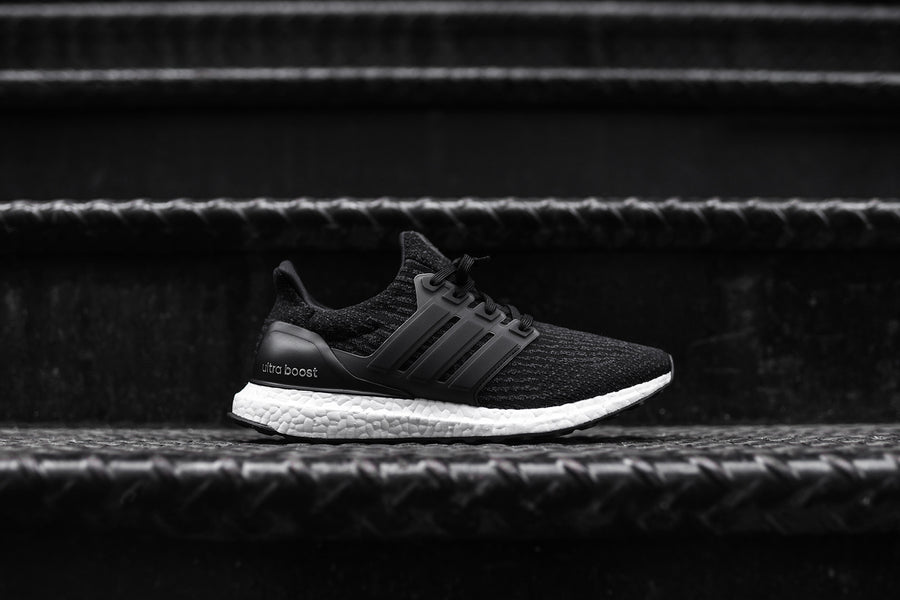 adidas Ultra Boost 3.0 - Black