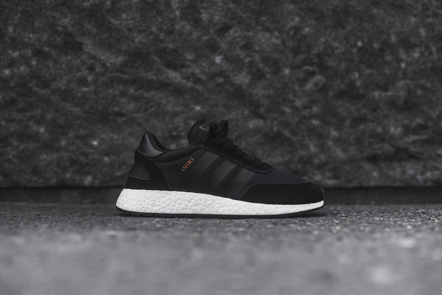 adidas Originals Iniki Runner - Black / White