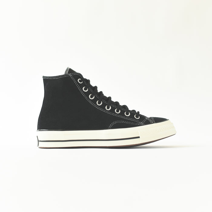 Converse Chuck Taylor '70 Base Camp High - Black / Black / Egret