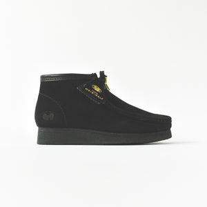 Clarks x Wu Tang Wallabee Boot Suede - Black
