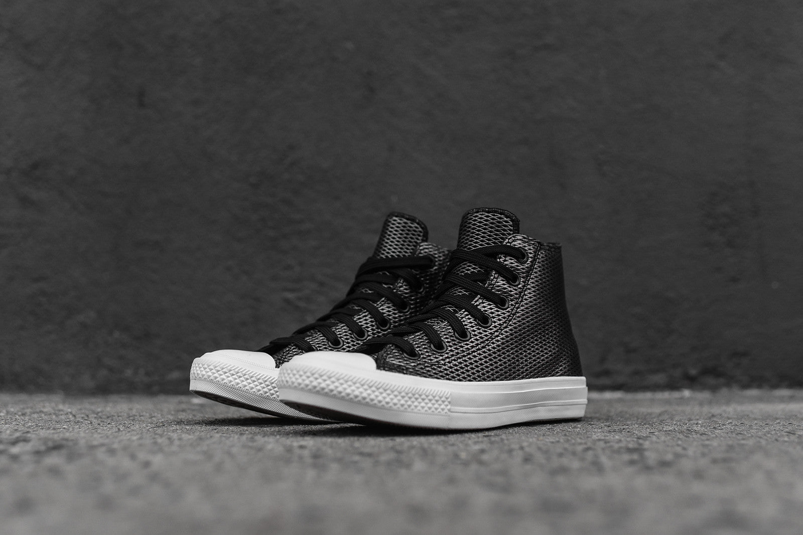 Converse WMNS Chuck II High Top - Metallic Black