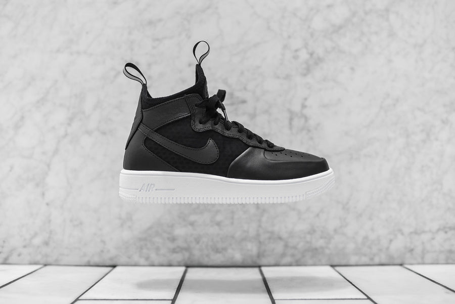 Nike WMNS Air Force 1 Ultraforce Mid - Black
