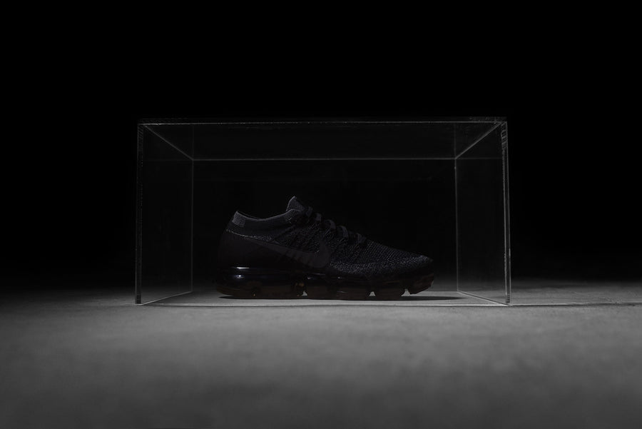 NikeLab Air VaporMax - Triple Black