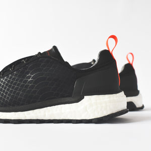 adidas by Stella McCartney Supernova Trail - Black / White / Energy Image 5