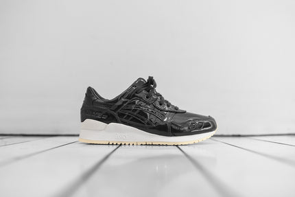 Asics Gel-Lyte III - Black