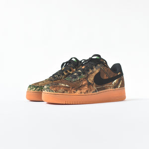 Nike x REALTREE Air Force 1 '07 Lv8 3 - Brown Tree Camo