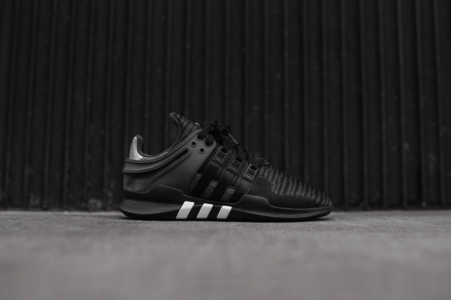 adidas Originals EQT ADV - Black / White