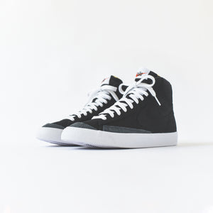 Nike Blazer Mid '77 Vintage WE - Black / White
