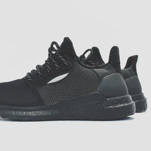 adidas Consortium x Pharrell Williams Solar Hu Pro - Core Black