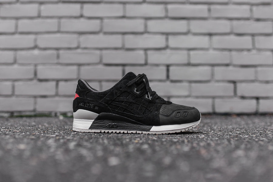 Asics Gel Lyte III - Black