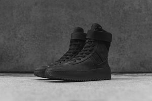 Fear of God Military Sneaker High - Black Image 2