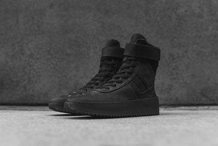Fear of God Military Sneaker High - Black
