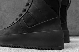 Fear of God Military Sneaker High - Black Image 3