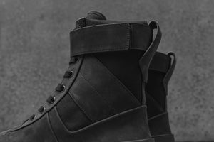 Fear of God Military Sneaker High - Black Image 5