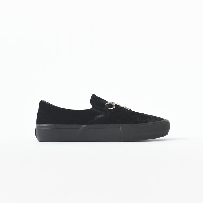 Vans Vault x Needles Classic Slip-On VLT LX - Velvet Black