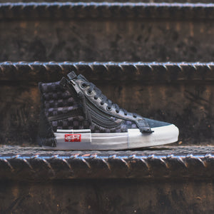 Vans Vault Sk8-Hi Cap LX - Black / True White