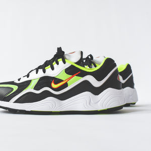 Nike Air Zoom Alpha - Black / Volt / Habanero Red / White