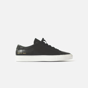 Common Projects Original Achilles Low - Black Image 1