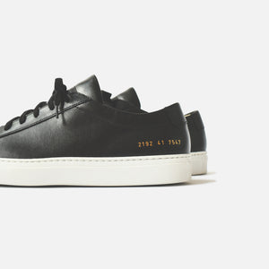 Common Projects Original Achilles Low - Black Image 3