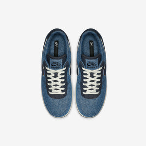 Nike Air Force 1 '07 Premium - Stonewash Blue / Dark Obsidian