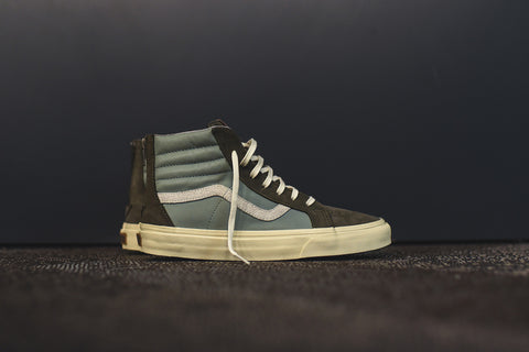 Vans Sk8-Hi Zip+ - Major Brown