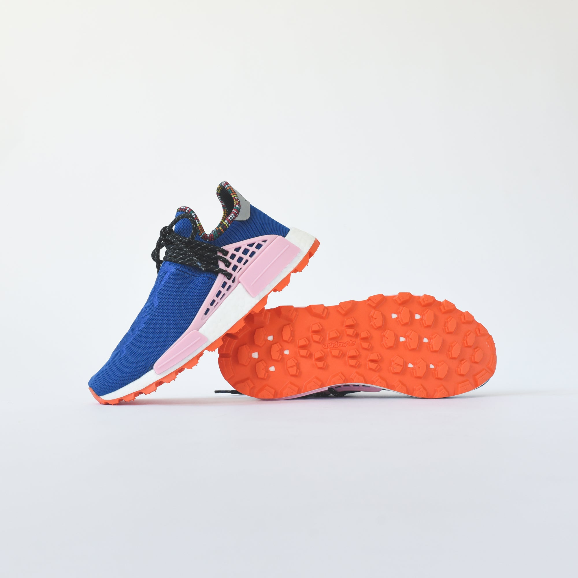 c790a362665e adidas Originals x Pharrell Williams Solar HU NMD - Power Blue – Kith
