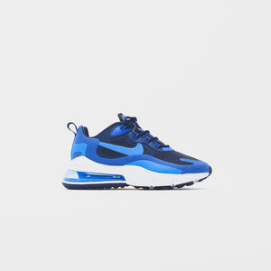 Nike Air Max 270 React Blue Void Blue Stardust Coastal Blue 7