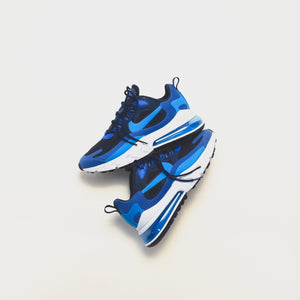 air max 270 react blue void