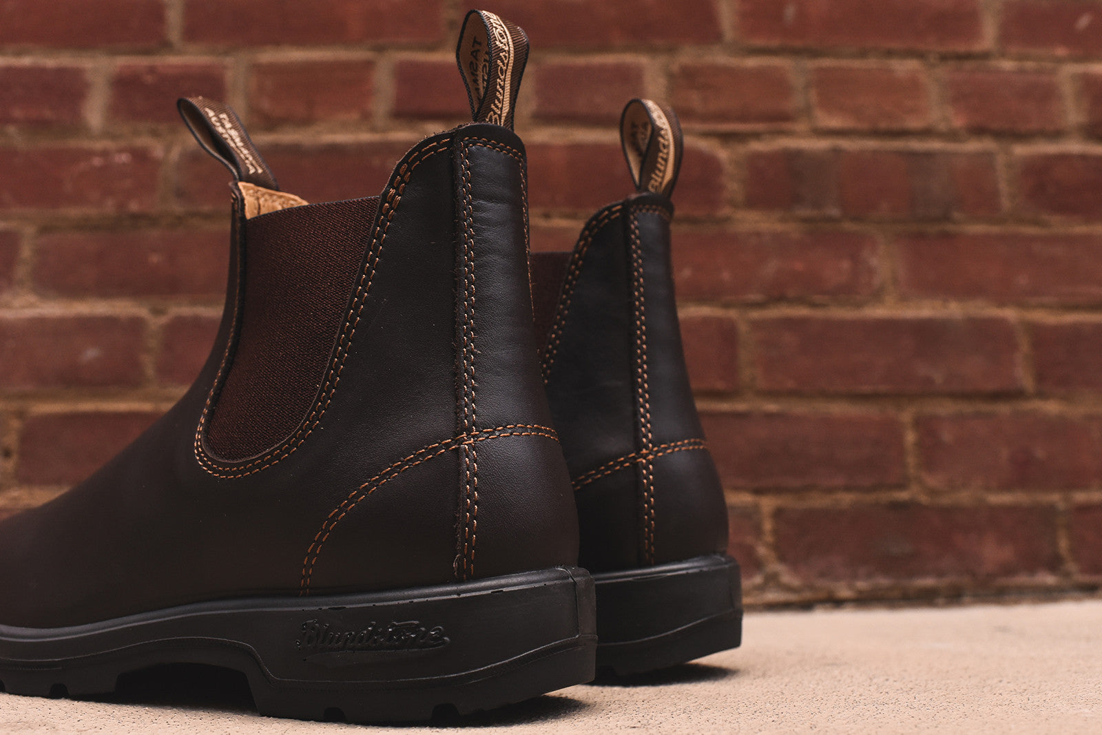 Blundstone 550 Boot - Walnut