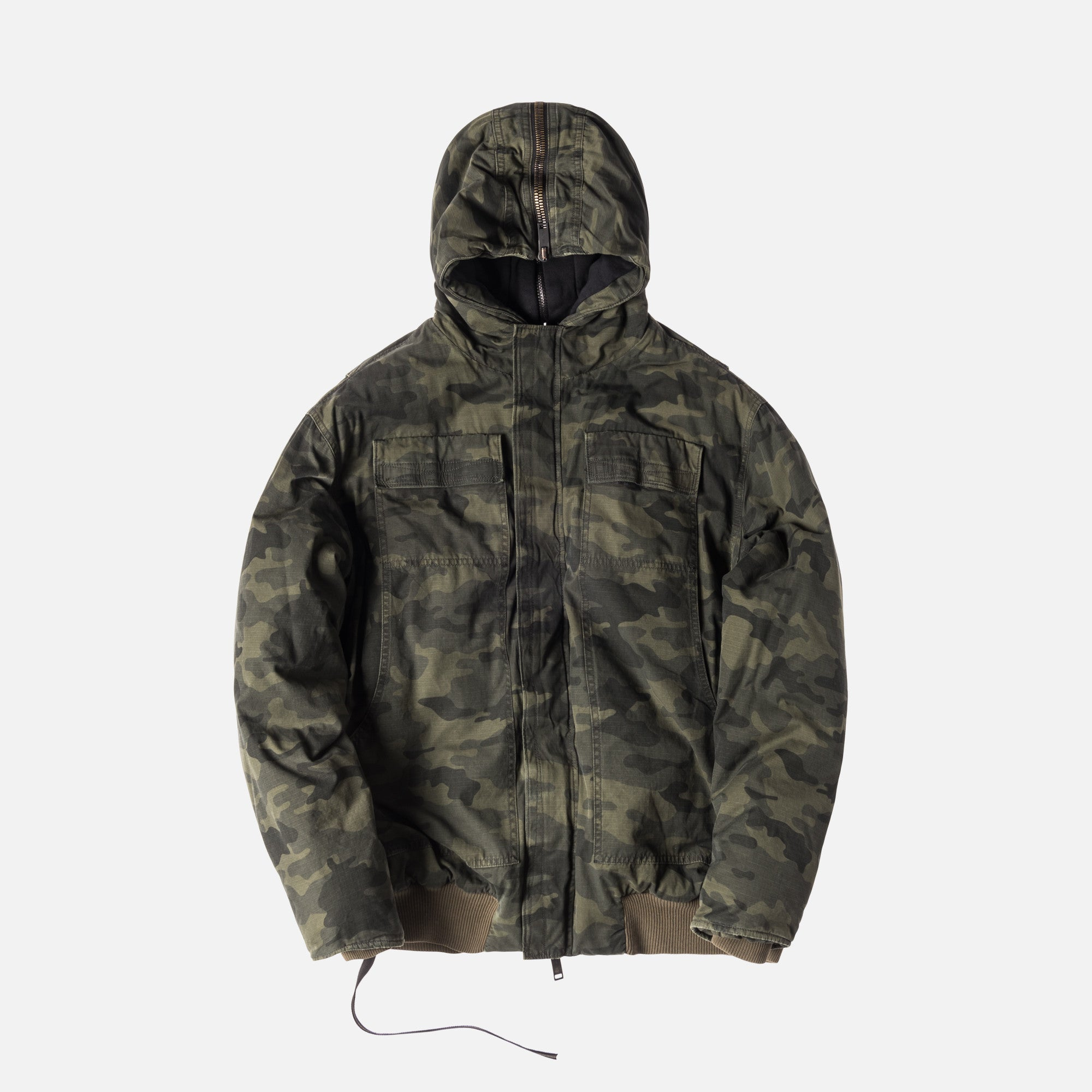 Unravel Project Kan Workman Jacket - Camo