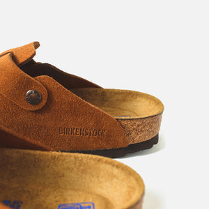 Birkenstock Boston Suede - Mink