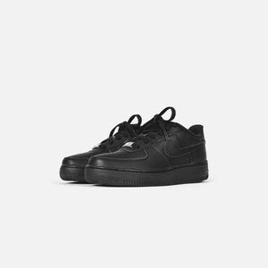 Nike GS Air Force 1 - Black