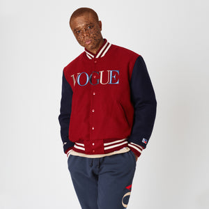 Kith x Vogue x Golden Bear Varsity Jacket - Brooklyn