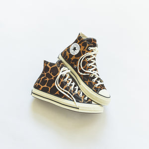 Converse Chuck 70 Pony Hair - Brown