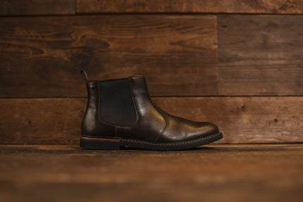 Timberland Brook Park Chelsea Boot - Dark Brown