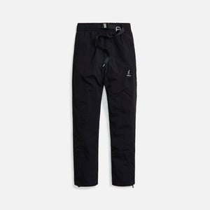 C2H4 Panelled Track Pants Vanward - Black