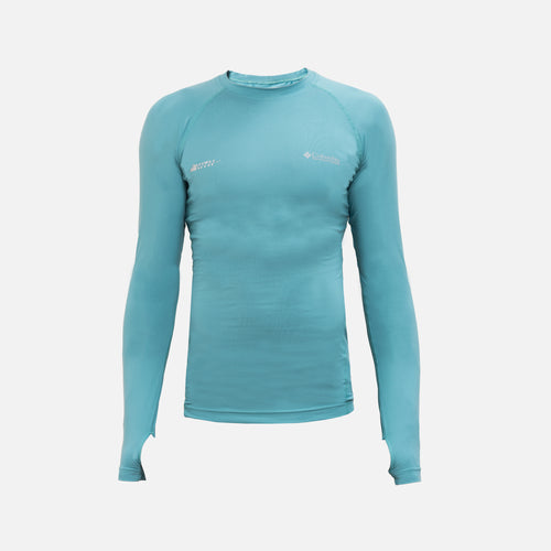 Kith x Columbia Base Layer Top - Teal